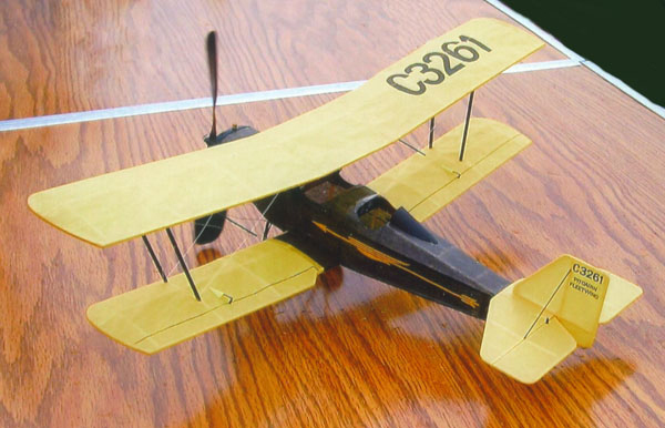 kit CA04LC Pitcairn Fleetwing (LASER CUT)