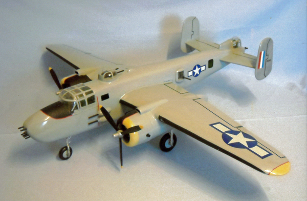 kit D-04 Mitchell B-25 Bomber