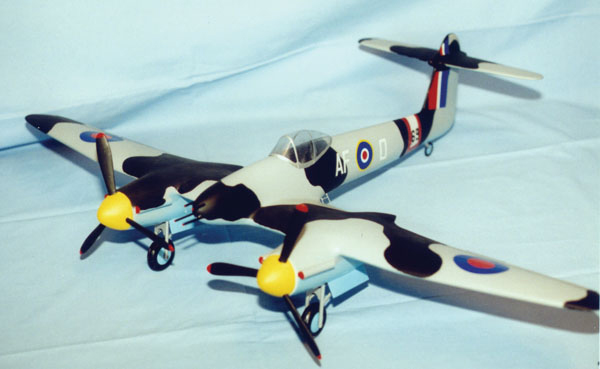 kit D-06 Westland Whirlwind