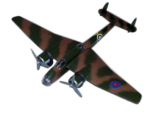 kit D-07 Hampden Bomber