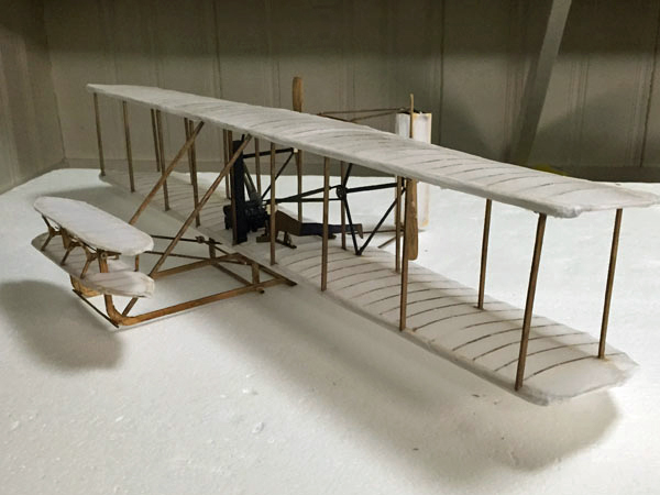 Wright Flyer 1 Kit