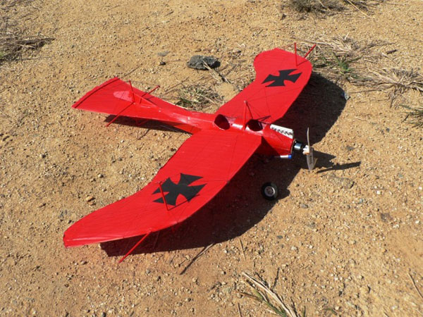 Easy Built Models Laser Cut Airplane Kits