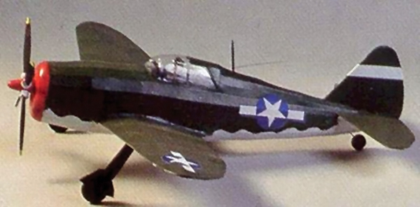 kit EB04 Republic P-47 Thunderbolt
