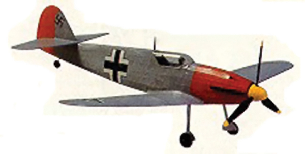 kit EB06 Messerschmitt Bf 109
