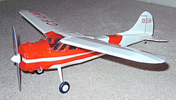 Easy Built Models - Cessna 195