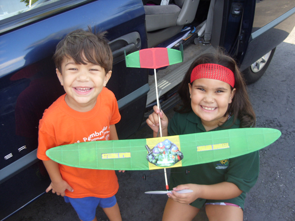 Fun Fliers & Scale Model airplane kits