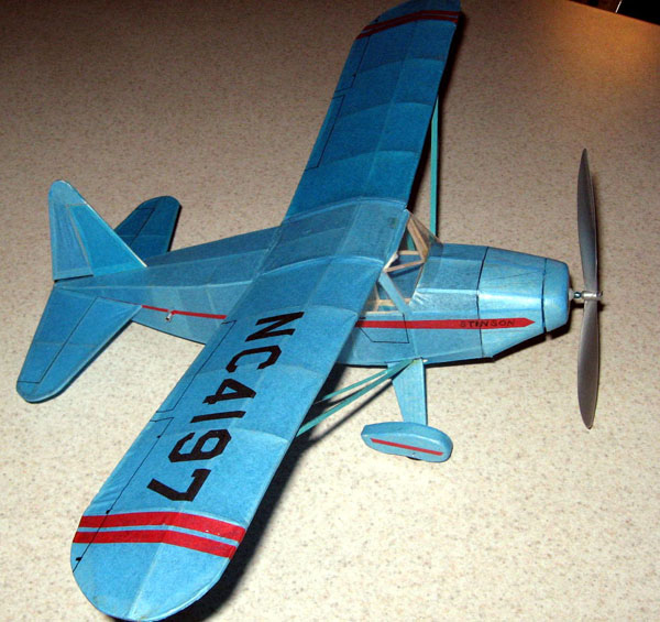 kit FF16 Stinson Model 105 Voyager