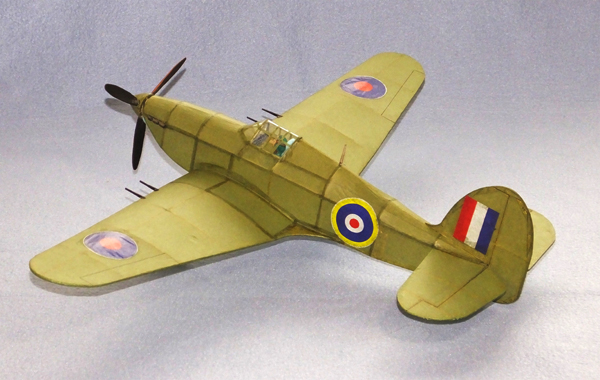 kit FF19 Hawker Hurricane