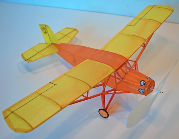 kit LC44 Curtiss Robin (LASER CUT)