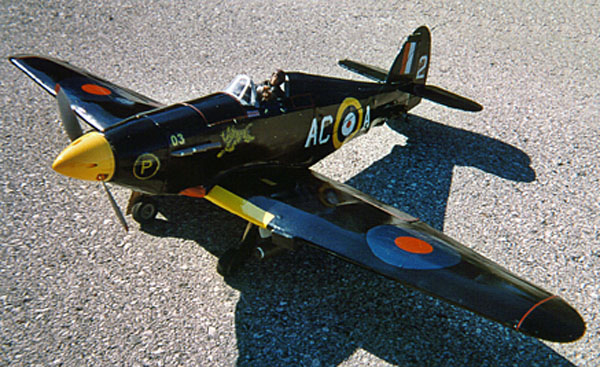 kit FF57 Hawker Hurricane