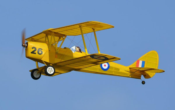 kit FF61 de Havilland Tiger Moth