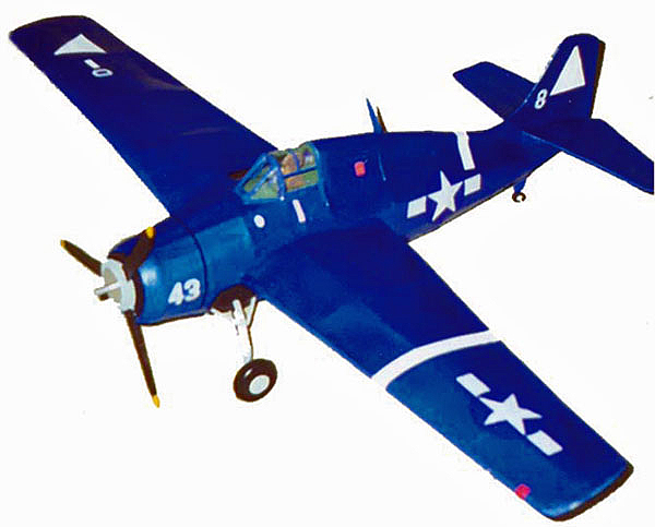 kit FF65 Grumman Wildcat