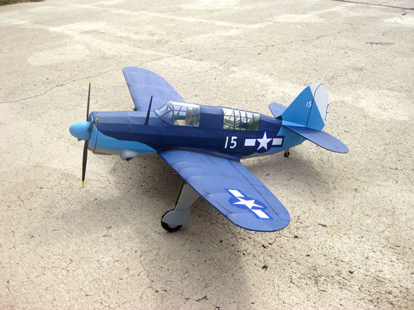 kit FF72 Curtiss Helldiver