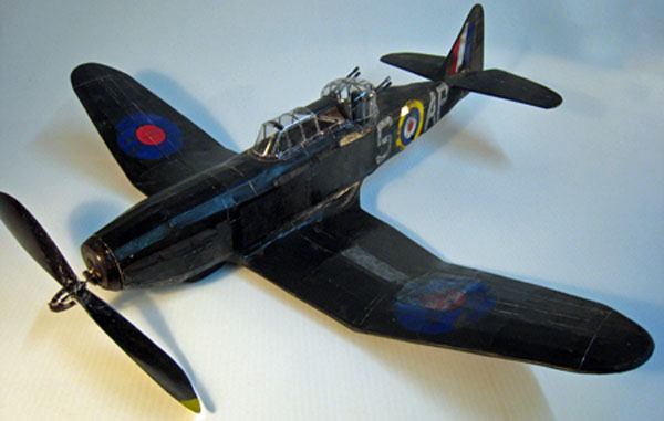 kit FF74 Bolton Paul Defiant