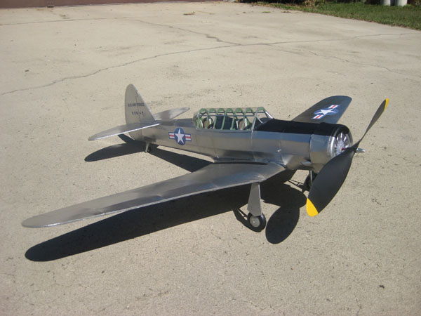 kit FF77 North American Harvard Trainer