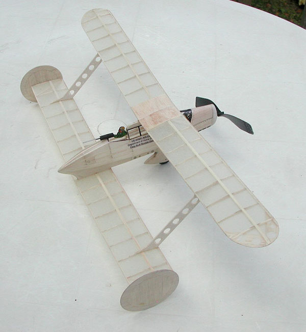 kit FF95LC Mystery Tailless (LASER CUT)