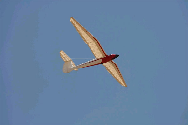 Easy Built Models - Super Soarer Radio Controlled Glider
