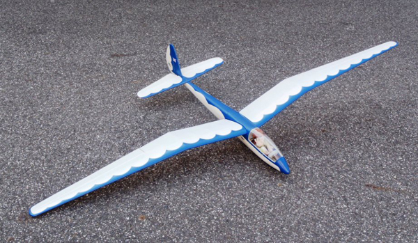 Easy Built Models - Glider & Sailplane Kits