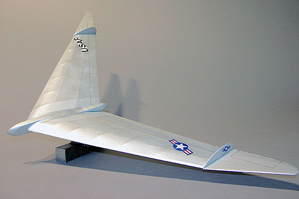 kit JX-09 EVG Flying Wing (LASER CUT)