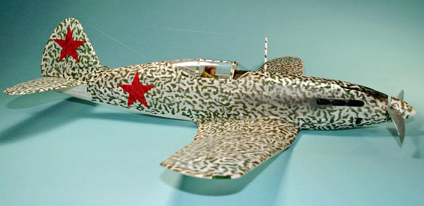 kit PD06 MiG 3 by Earl Stahl (Laser Cut)