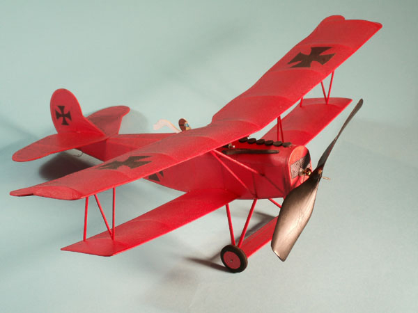 kit PD08 Fokker D. VII (LASER CUT)