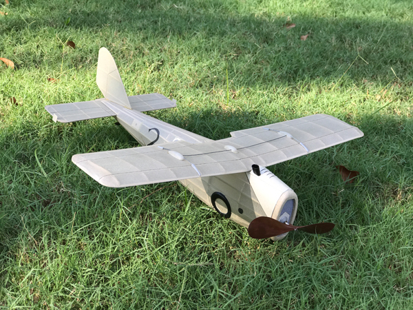 kit PD18 Dayton-Wright Racer RB-1 (LASER CUT)