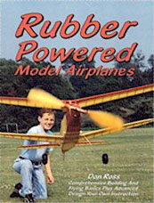 Rubber Powered Model Airplanes, the book