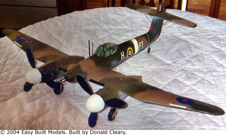 kit D06 Westland Whirlwind