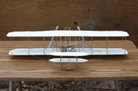 D10LC Wright Flyer I (Laser Cut)