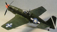 EB-03 North American P-51 Mustang