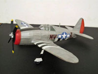 EB-04 Republic P-47 Thunderbolt