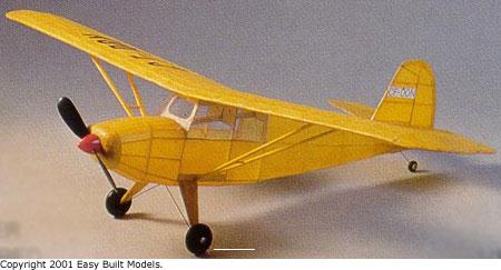 Easy Built Models - Aeronca