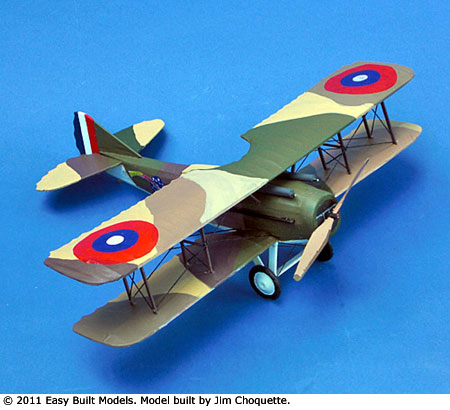 Easy Built Models Spad S Xiii
