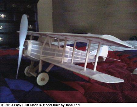 Easy Built Models Spad S Xiii