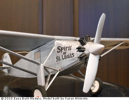 kit EB15 Spirit of Saint Louis