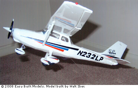 Easy Built Models Cessna 172