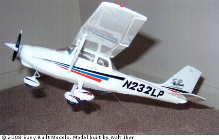 Easy Built Models Cessna 172