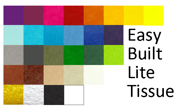 Easy Built Lite Tissue