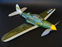 FF-03 Bell P-39 Airacobra