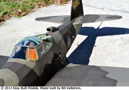kit FF03 Bell P-39 Airacobra