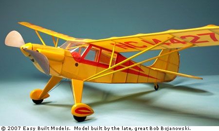 kit LC21 1939 Aeronca Chief (Laser Cut)