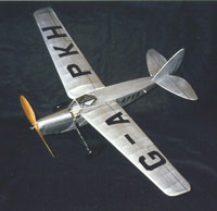 FF-24 de Havilland Leopard Moth
