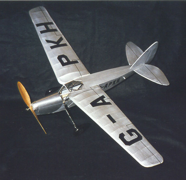 kit FF24 de Havilland Leopard Moth