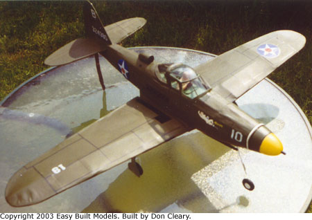 kit FF27 Bell P-39 Airacobra