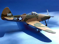 FF-27 Bell P-39 Airacobra
