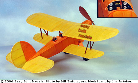 Easy Built Models Fairey Fox