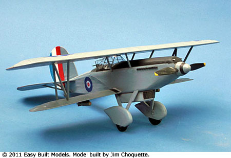 Easy Built Models Fairey Fox