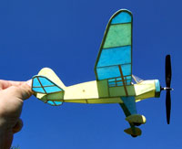 FF-35 Stinson Reliant (LASER CUT)