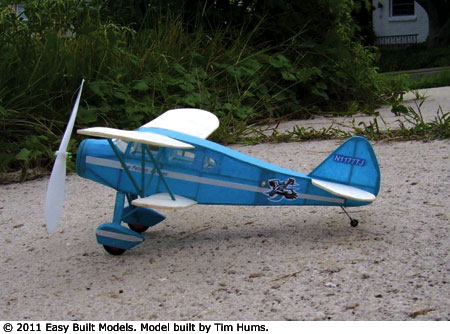 kit FF41 WACO Model C - FAC Dime Scale