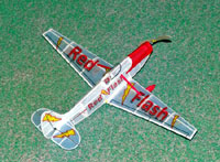 FF-46 Red Flash - FAC Dime Scale